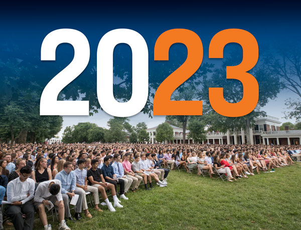 'Hoo is the Class of 2023? Take a look, by the numbers