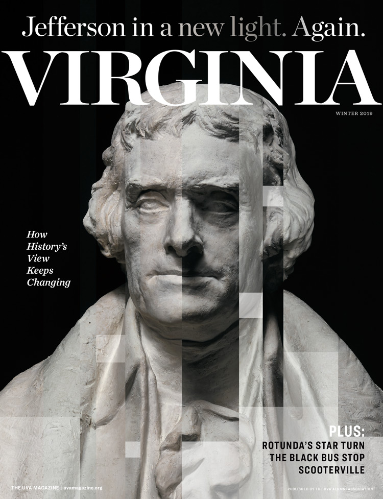Cover of the Winter 2019 issue