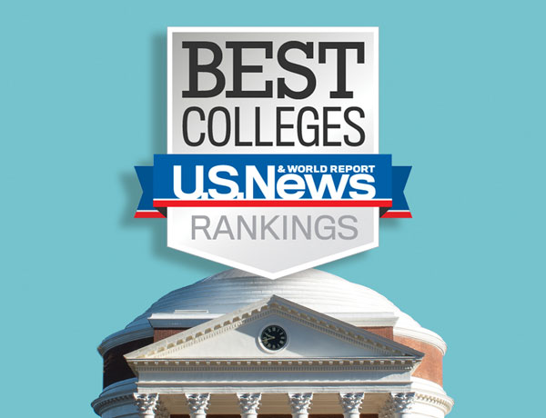 UVA takes a tumble in U.S. News' 2020 rankings
