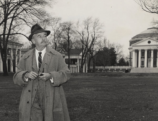 New biography highlights Faulkner at UVA