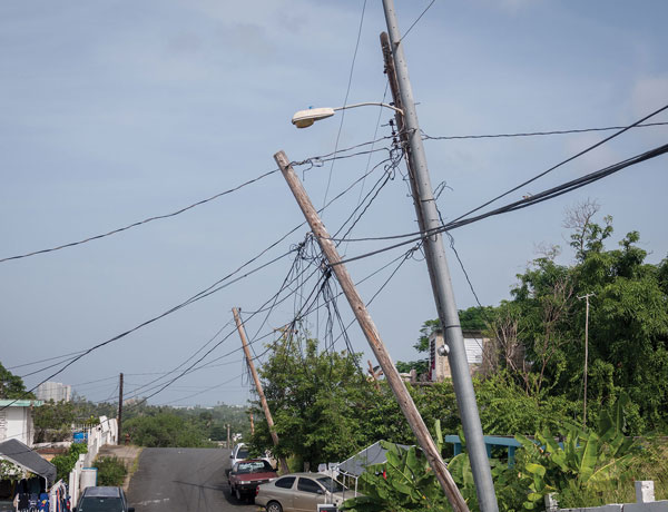 Extreme weather requires new model for grid planning