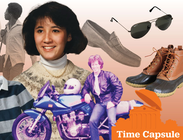 Then Trending: UVA fashion over the years