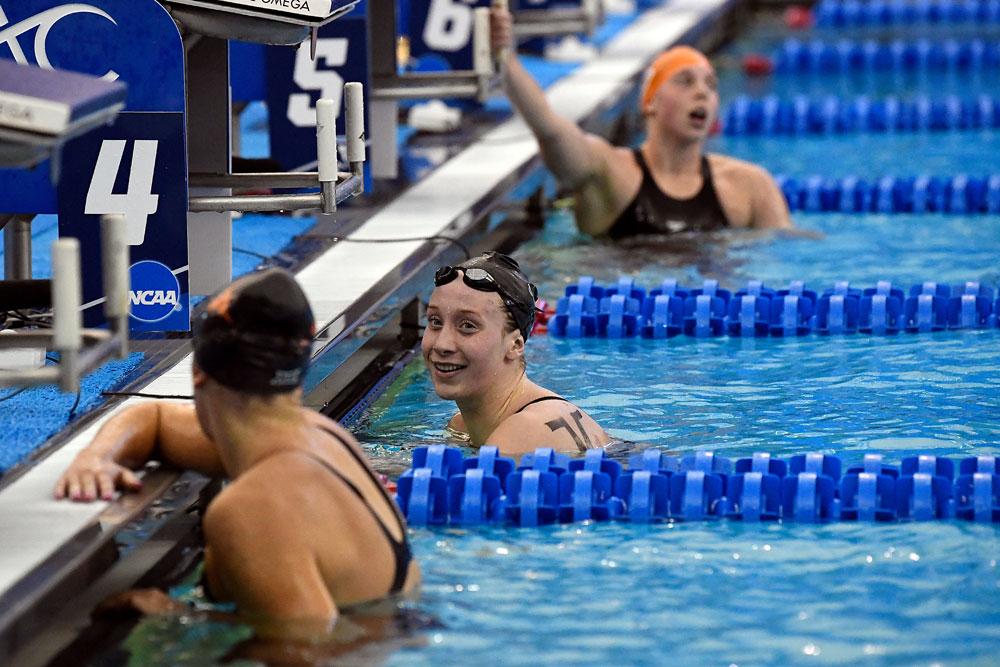 Olympic spots, NCAA titles cap eventful spring season