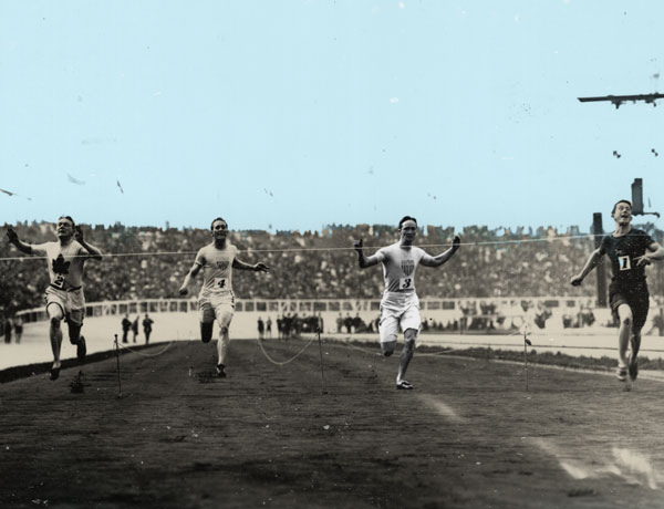 The Legend of UVA's First Olympic Medal