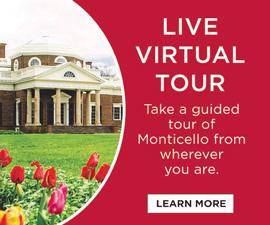 Monticello - April 2020