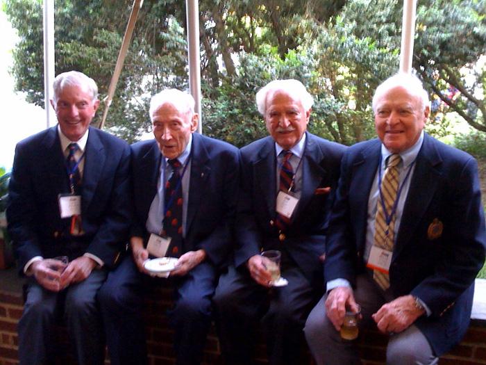 Thomas Jefferson Society Reunion 2009