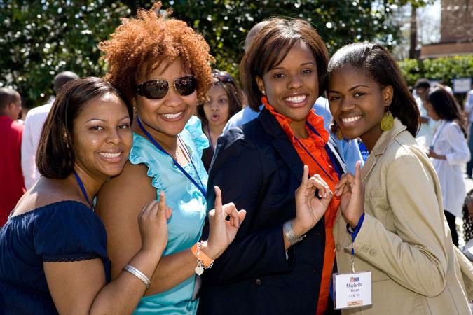 Black Alumni Weekend 2009