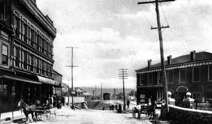 The Corner 1902