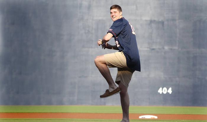 Joey Baseball?