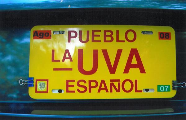 UVA Español
