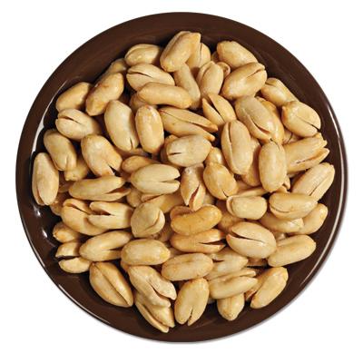 16 oz. Bag Unsalted Gourmet Virginia Peanuts