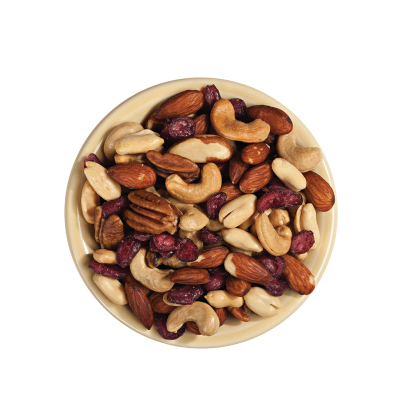 8 oz. Bag Cranberry Nut Mix