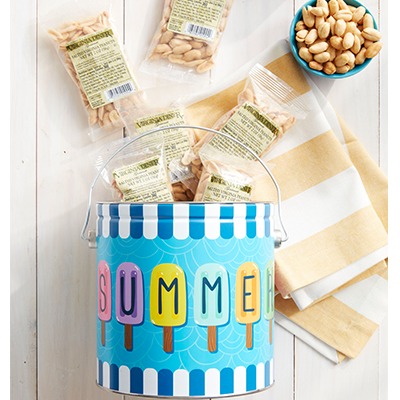 Summer Popsicle Gift Tin