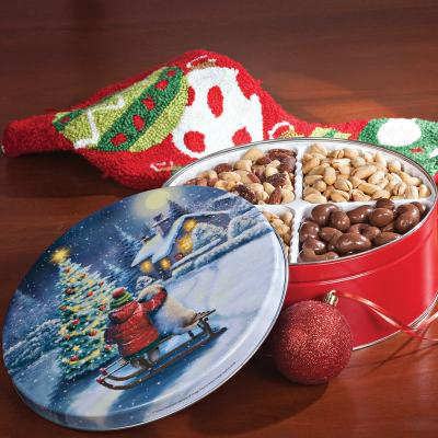 Spirit of Christmas Gift Tin