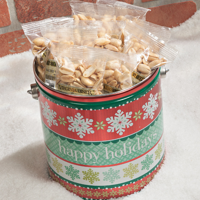 Holiday Cheer Snacker Gift Tin