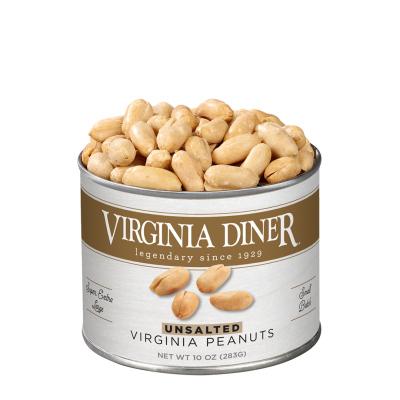 10 oz. Classic Unsalted Virginia Peanuts