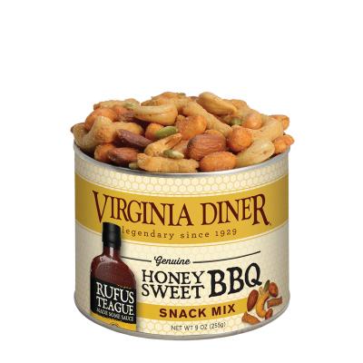 9 oz. Rufus Teague Honey BBQ Snack Mix