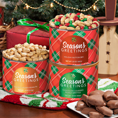 Season's Greetings Gift Set