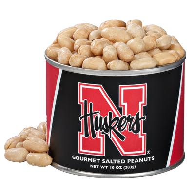 10 oz. Nebraska Salted Gourmet Peanuts