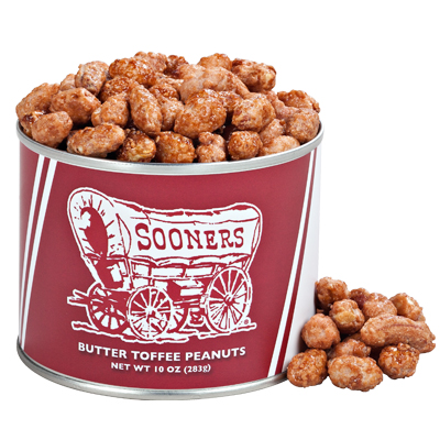 10 oz. Oklahoma Butter Toffee Peanuts