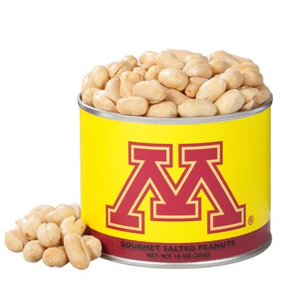 10 oz. Minnesota Salted Gourmet Peanuts