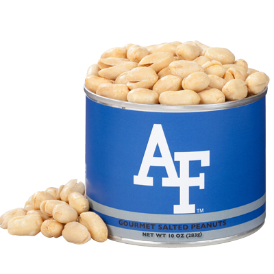 10 oz. Air Force Salted Gourmet Peanuts
