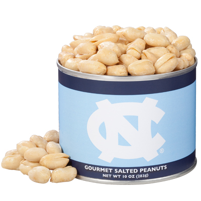 10 oz. North Carolina Salted Gourmet Peanuts
