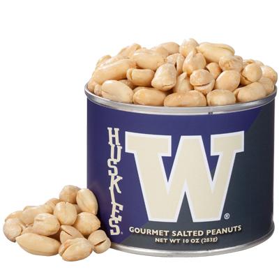 10 oz. Washington Salted Gourmet Peanuts