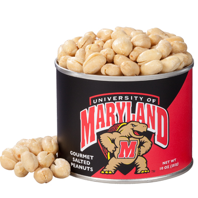 10 oz. Maryland Salted Gourmet Peanuts