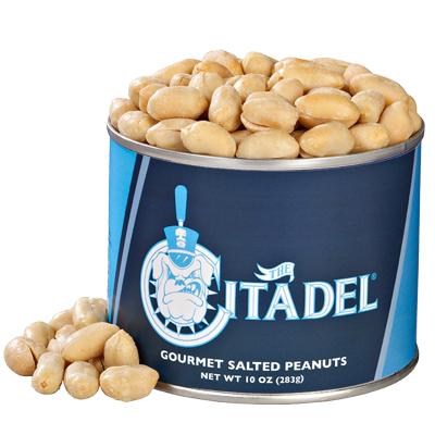 10 oz. Citadel Salted Gourmet Peanuts