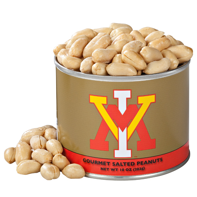 10 oz. Virginia Military Institute Salted Gourmet Peanuts