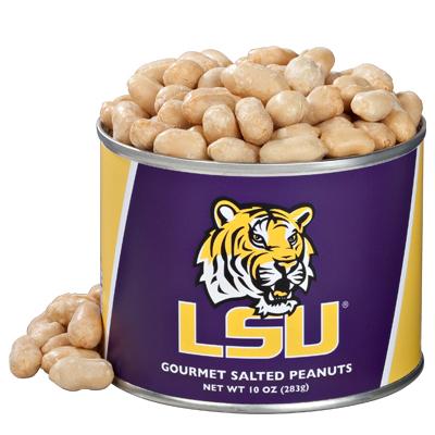 10 oz. Louisiana State Salted Gourmet Peanuts