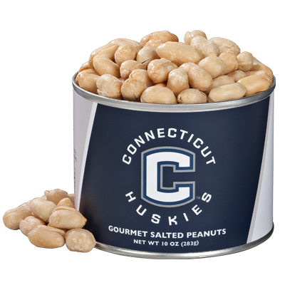 10 oz. Connecticut Salted Gourmet Peanuts