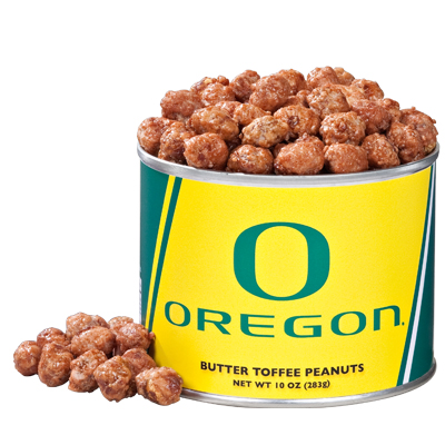 10 oz. Oregon Butter Toffee Peanuts