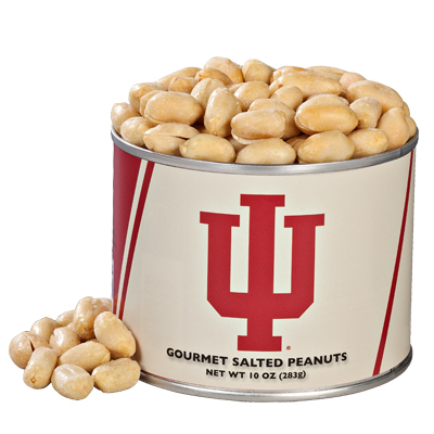 10 oz. Indiana Salted Gourmet Peanuts