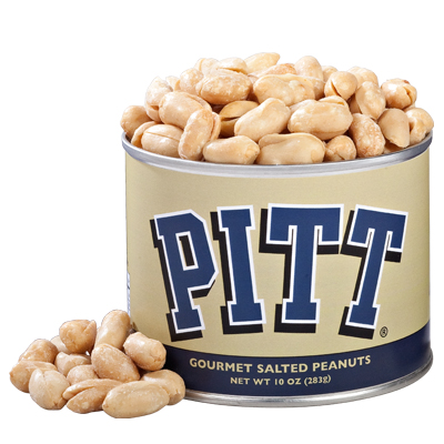 10 oz. Pittsburgh Salted Gourmet Peanuts