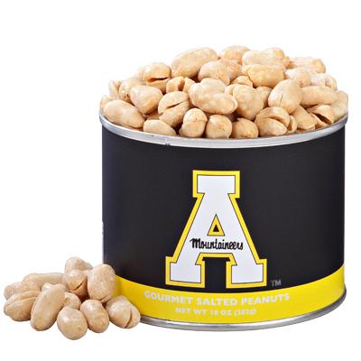 10 oz. Appalachian State Salted Gourmet Peanuts