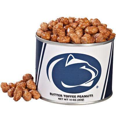 10 oz. Pennsylvania State Butter Toffee Peanuts