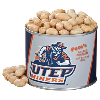 10 oz. Texas El Paso Salted Gourmet Peanuts