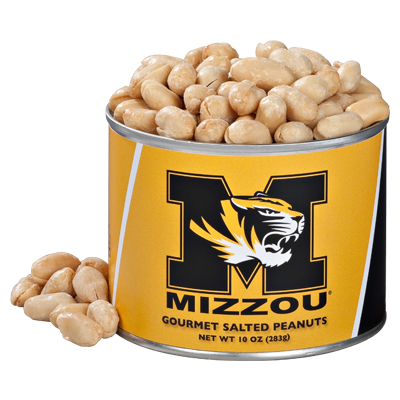 10 oz. Missouri Salted Gourmet Peanuts