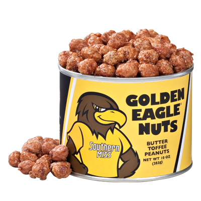 10 oz. Southern Mississippi Butter Toffee Peanuts