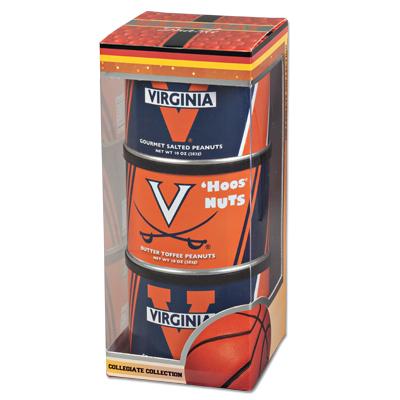University of Virginia Basketball Triplet (2 Salt, 1 BT)