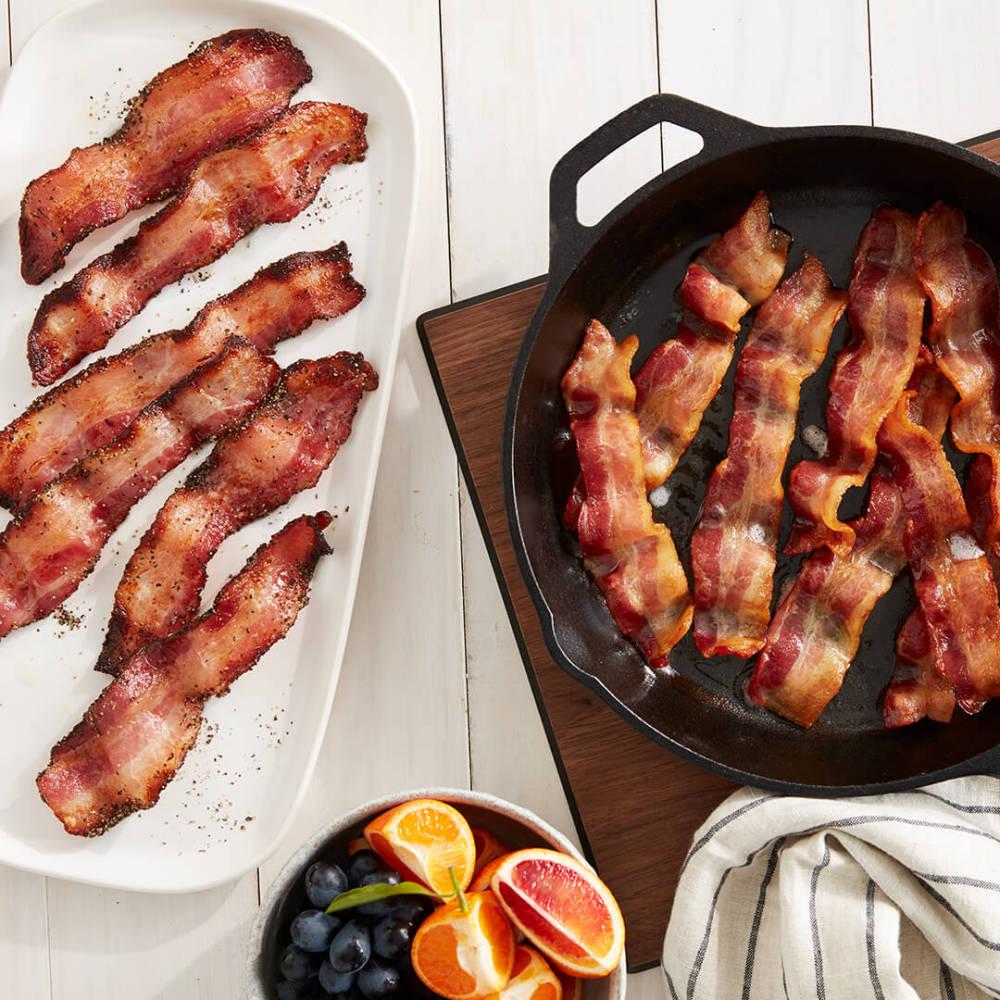 Peppered Bacon 4 pkgs. 12 oz. each