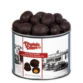 10 oz. Heritage Dark Chocolate Covered Peanuts