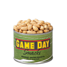 10 oz. Gameday Salted Gourmet Peanuts