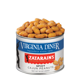 10 oz. Zatarain's® Spicy Cajun Virginia Peanuts