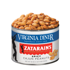 Zatarain's® Spicy Cajun Virginia Peanuts - 18 oz.