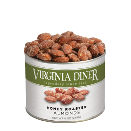 9 oz. Honey Roasted Almonds