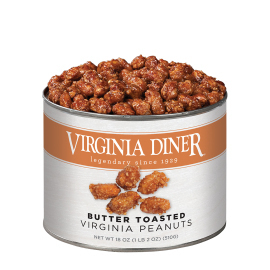 Butter Toasted Peanuts - 18 oz.