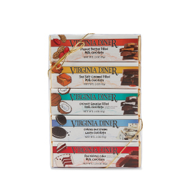 Chocolate Bar 5pack Gift Box